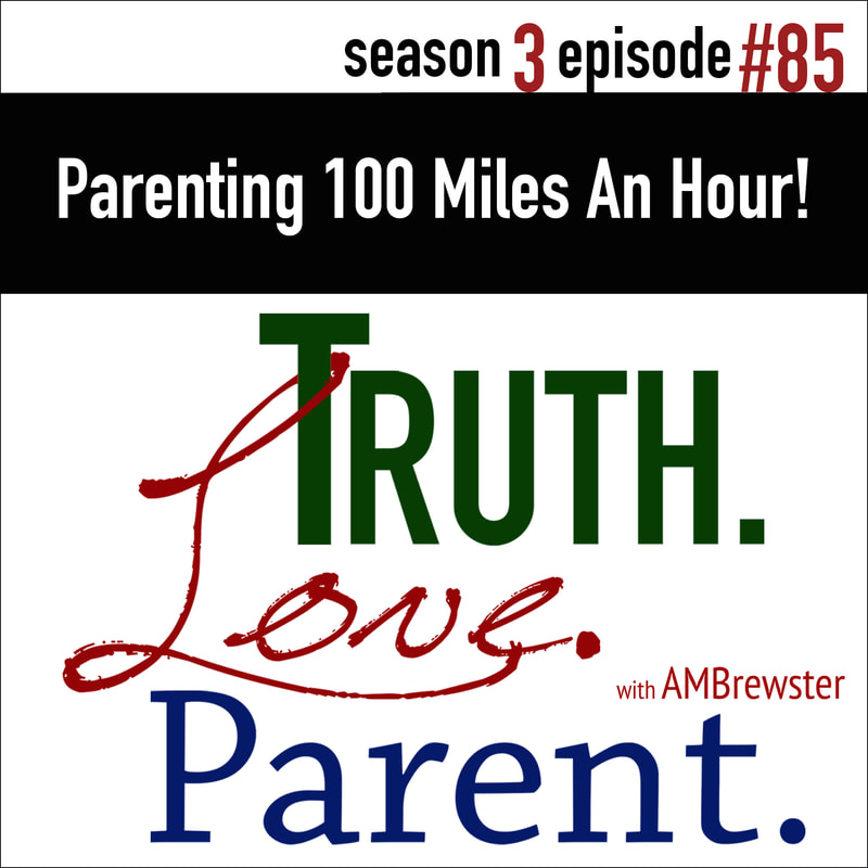 Parenting 100 Miles An Hour!