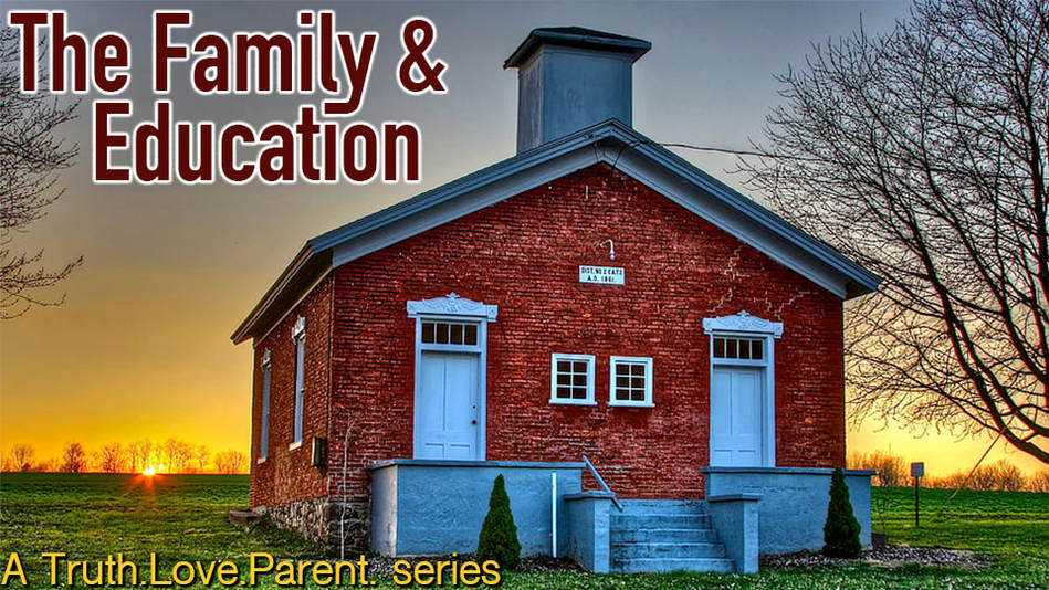 The Family and Education