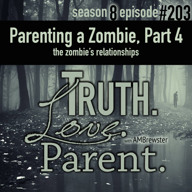 Parenting a Zombie, Part 4 | the zombie's relationships