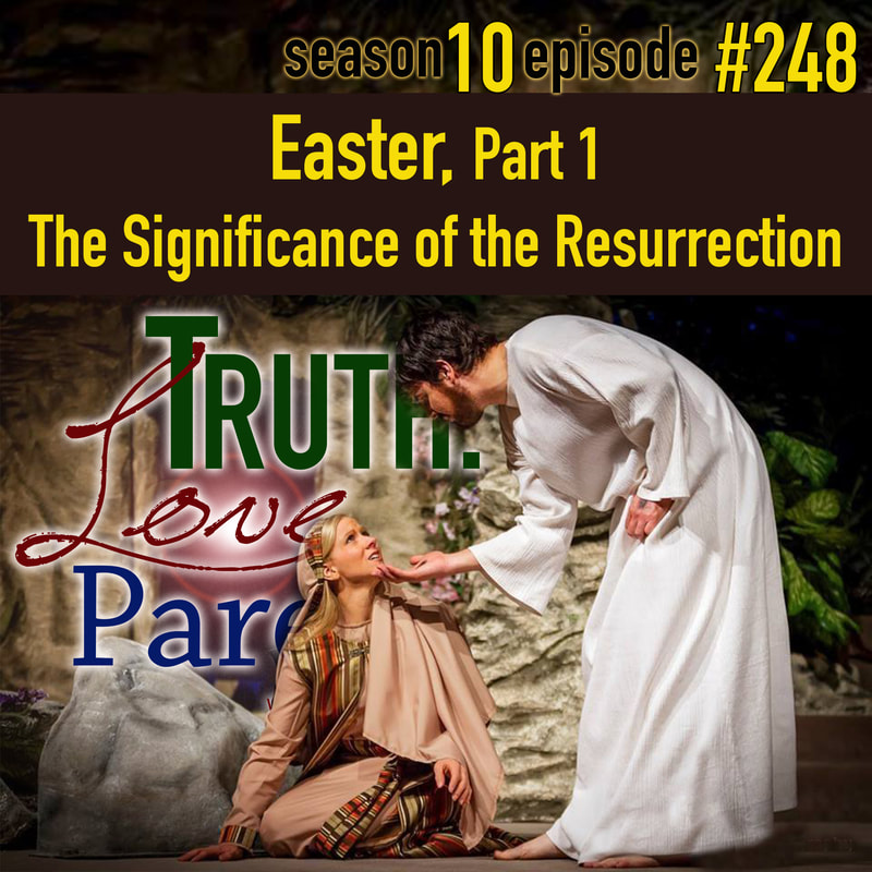 The Significance of the Resurrection, Part 1