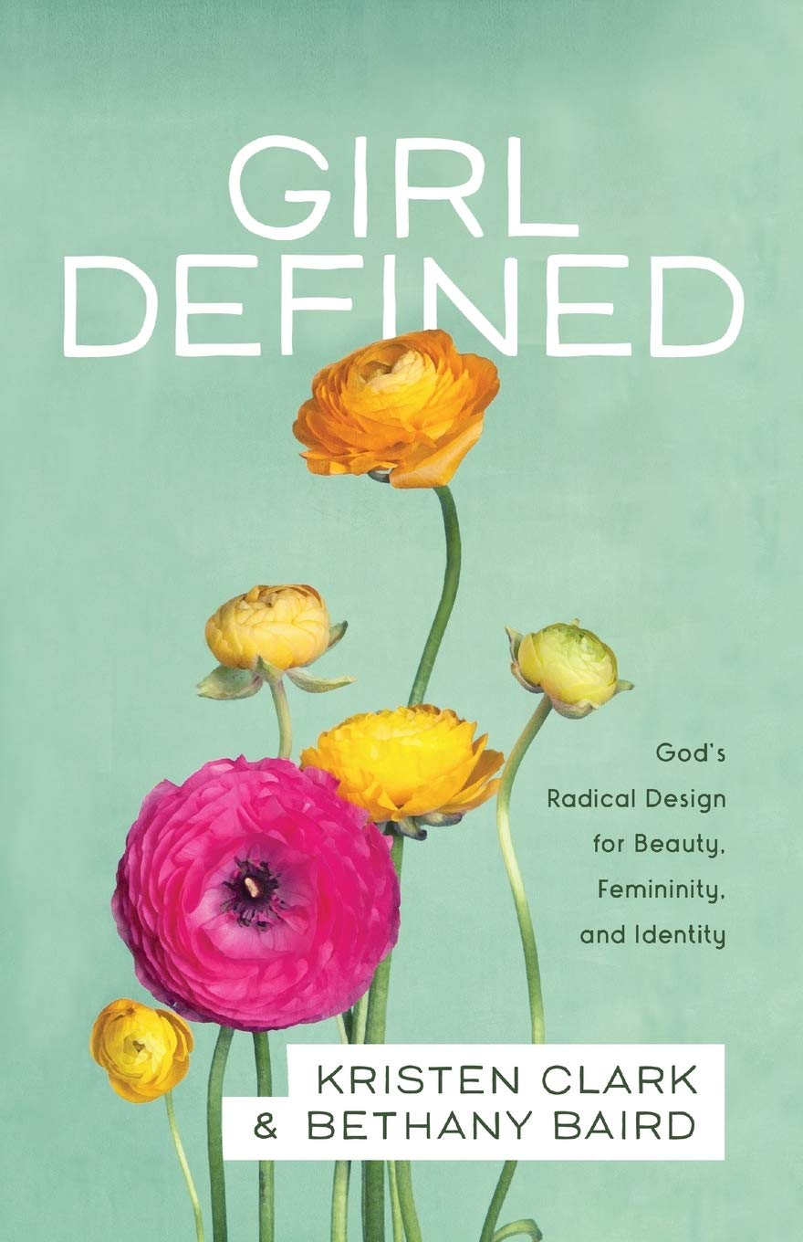 Girl Defined by Kristen Clark and Bethany Baird