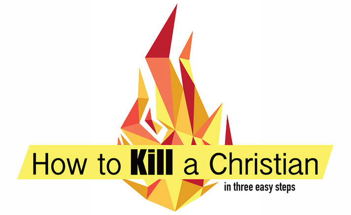 How to Kill a Christian in Three Easy Steps by AMBrewster Evermind Ministries Truth.Love.Parent. Celebration of God