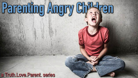Parenting Angry Children