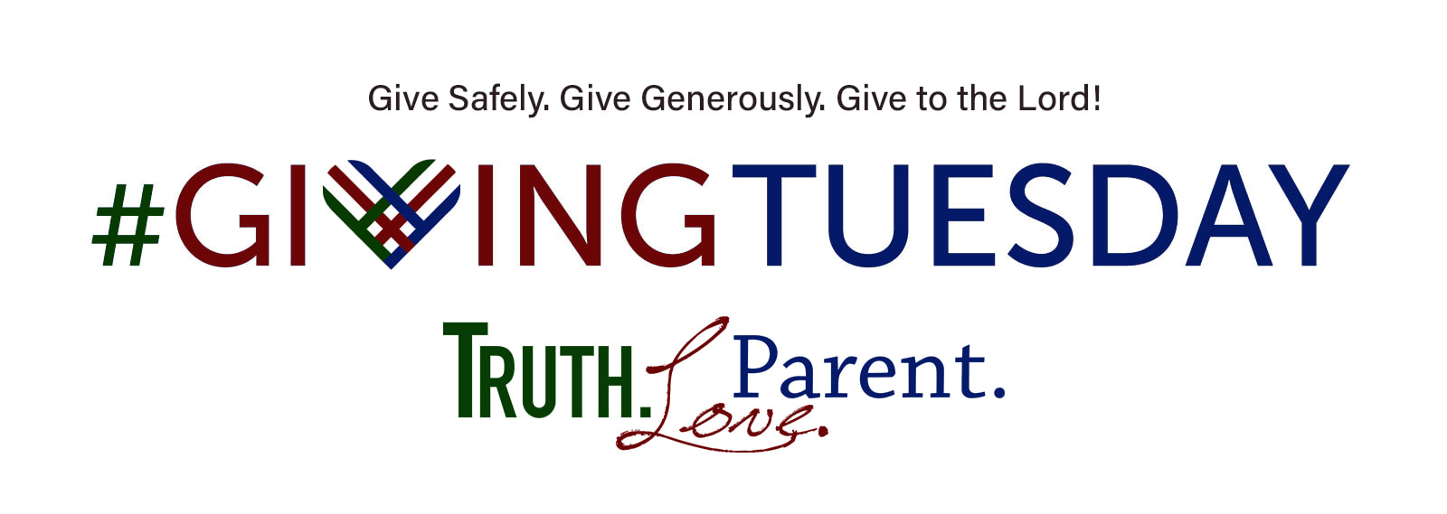 #GivingTuesday Giving Tuesday 2019