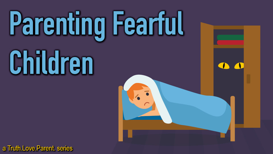 Parenting Fearful Children: episodes 305-307
