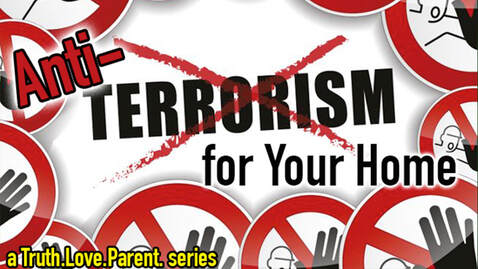 Anti-Terrorism for Your Home Banner