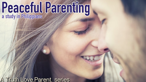 Peaceful Parenting Banner